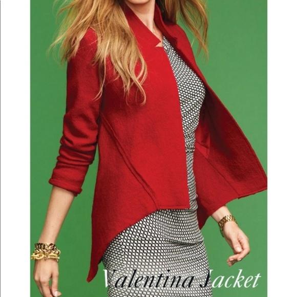 63dc87a9e CAbi Valentina Jacket #528 EUC Sz Large